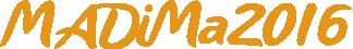 MADiMa 2016